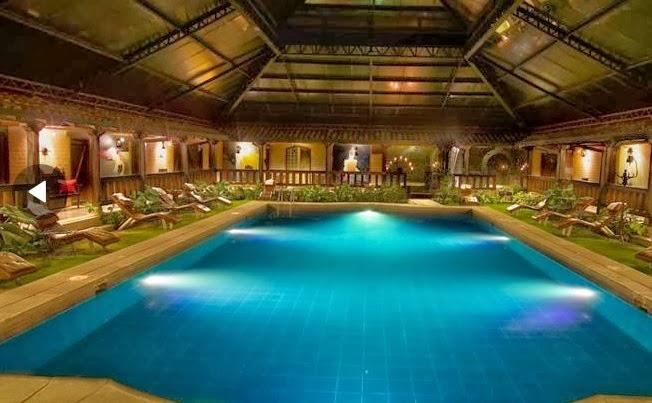 Hoteles en ba os hotel samari spa resort ecuador turistico - Hoteles en banos ecuador ...