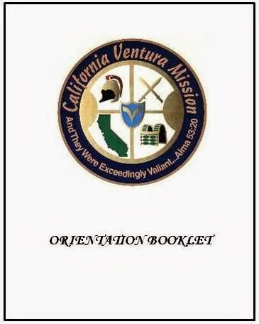 CVM - Orientation Booklet