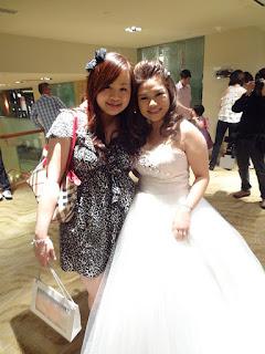 Jasmine Michelle's Wedding Dinner @ M Hotel