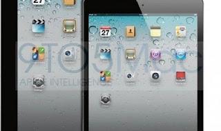 Spesifikasi dan Harga iPad Mini