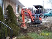 Hamilton Exterior Foundation Excavation and Waterproofing Hamilton in Hamilton