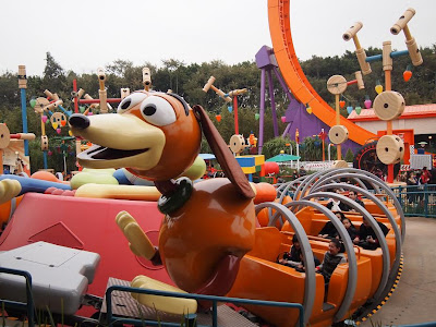 Coaster Racer 2 >> A Thing (or Two) About Holly Jean: Hong Kong Disneyland and the NEW Toy Story Land!