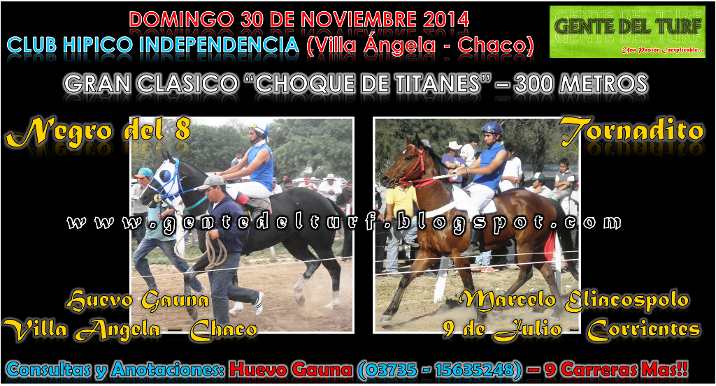 Villa Angela 30-11 Clasico