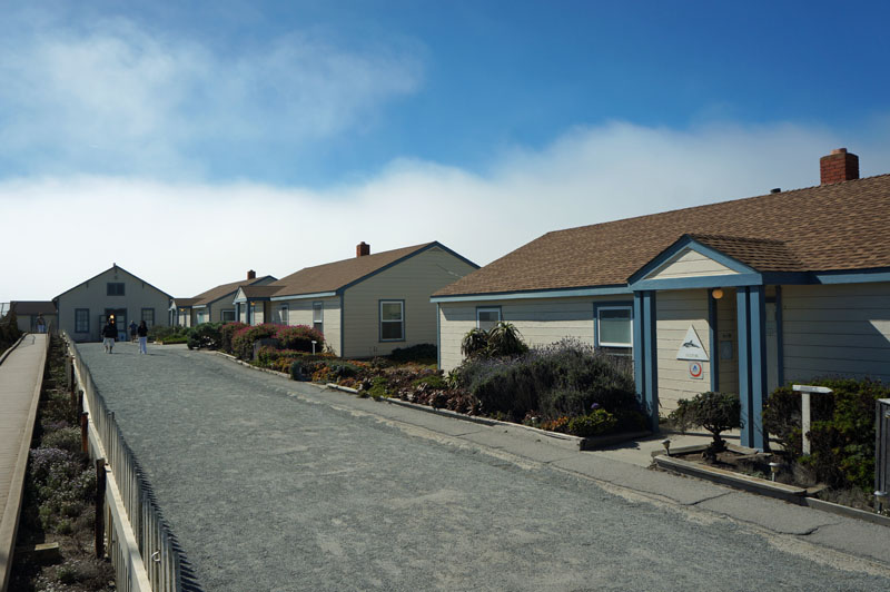 Pigeon point guest houses