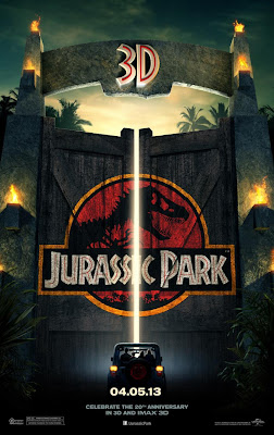 """Jurassic Park"" Returns in 3D"