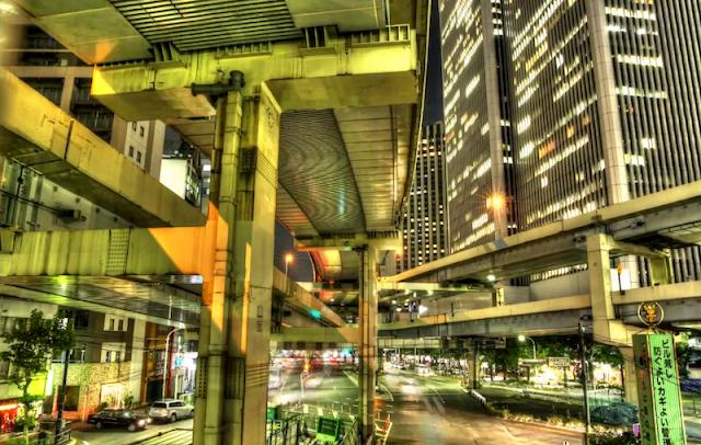 HDR 東京