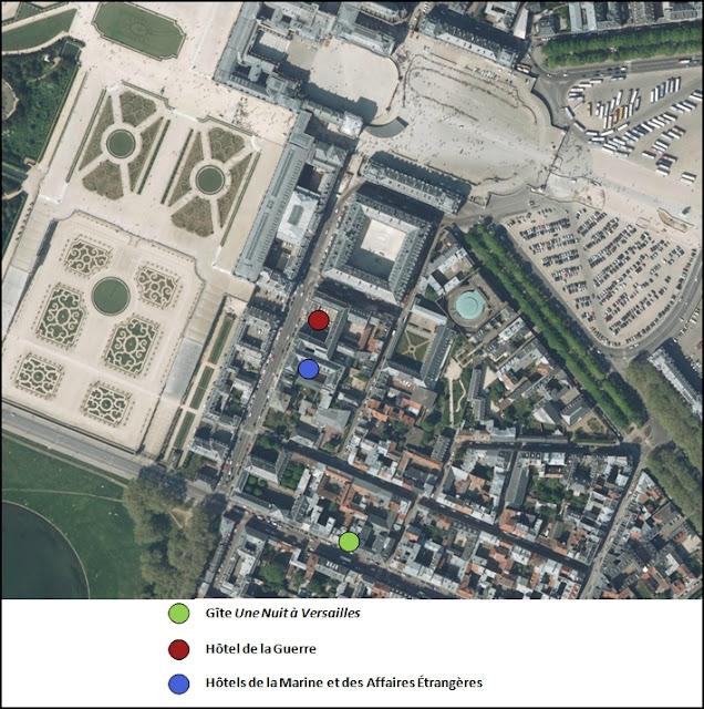 Gîte Une Nuit à Versailles - De la Zep aux Étoiles