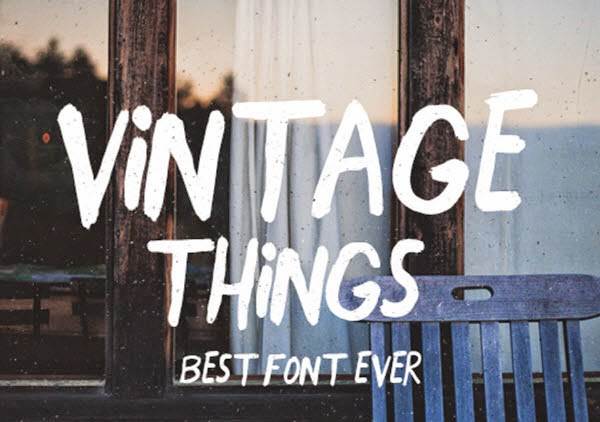 Close Hand Font