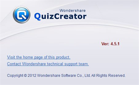 Wondershare QuizCreator v4.5.1.0 portable