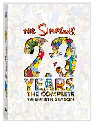 Assistir 20ª Temporada - Os Simpsons Dublado - GRÁTIS