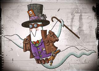 Steampunk Ghosty