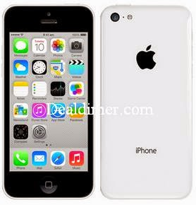 Apple iPhone 5c 8GB SmartPhone