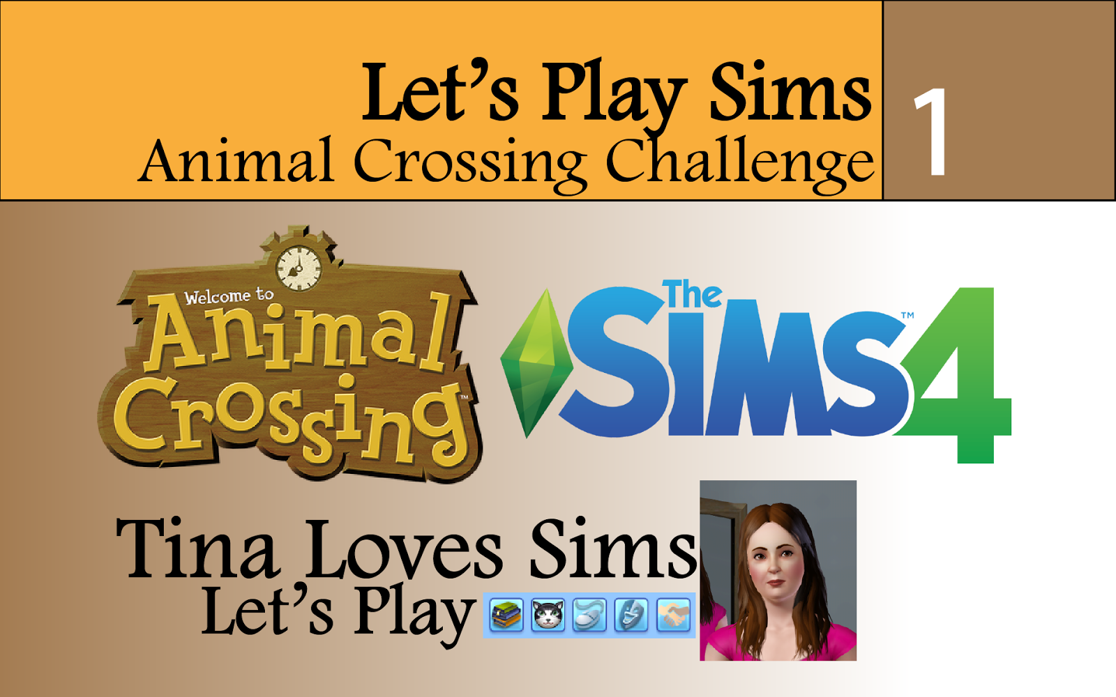 Sims 4 - Animal Crossing Challenge