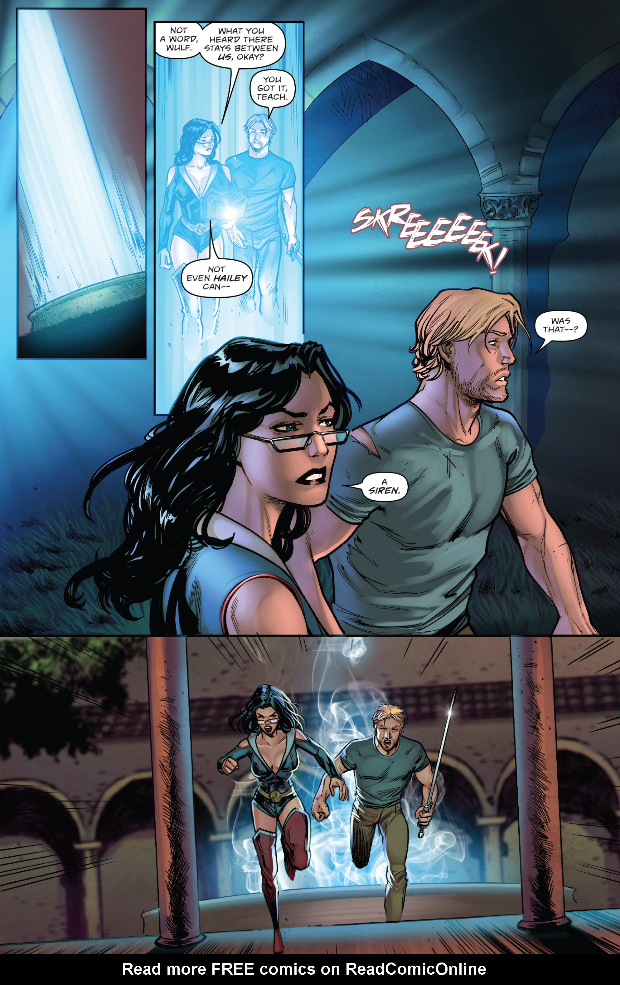 Grimm Fairy Tales (2005) Issue #105 #108 - English 17