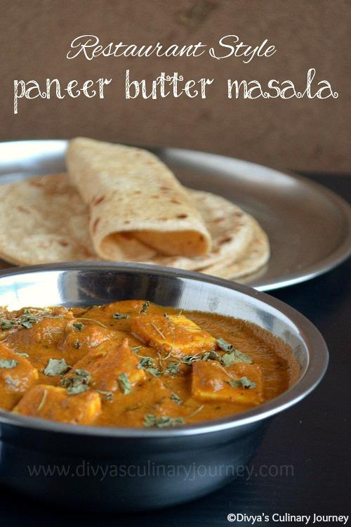 paneer butter masala recipe (restaurant style)- paneer recipes