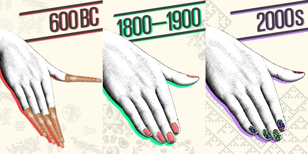 NailsByStephanie: History of Nail Polish