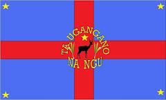 Bandera del pueblo Ndowe