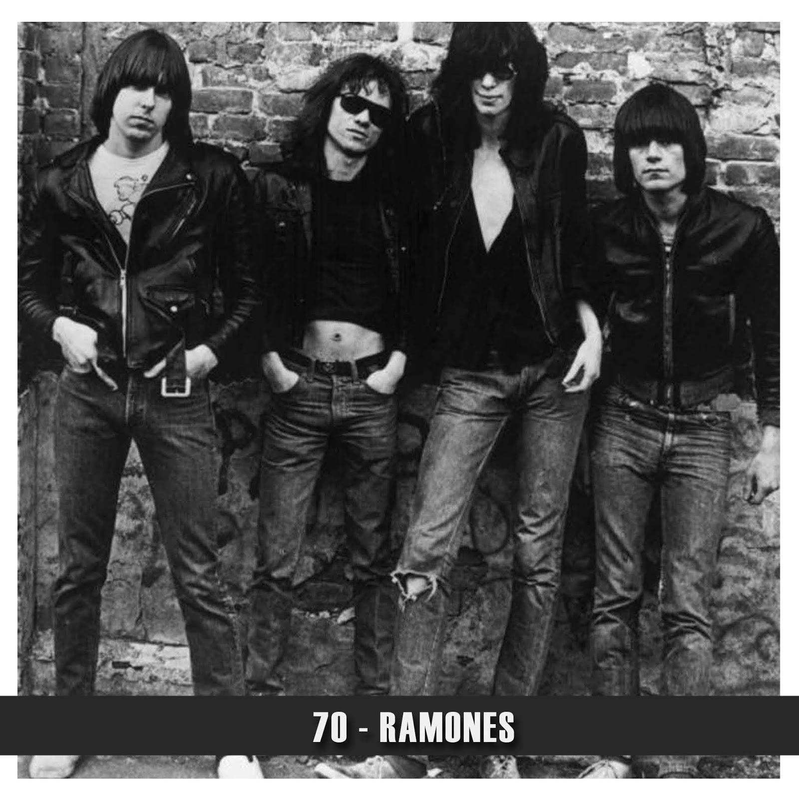 Doublecast 70 - Ramones