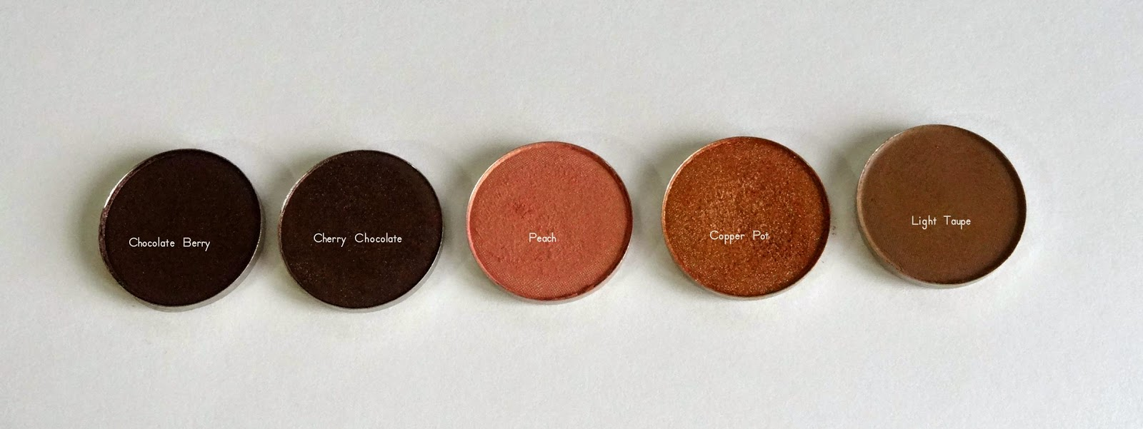 Coastal Scents Hot Pots Chocolate Berry,Cherry Chocolate,Peach,Copper Pot,Light Taupe