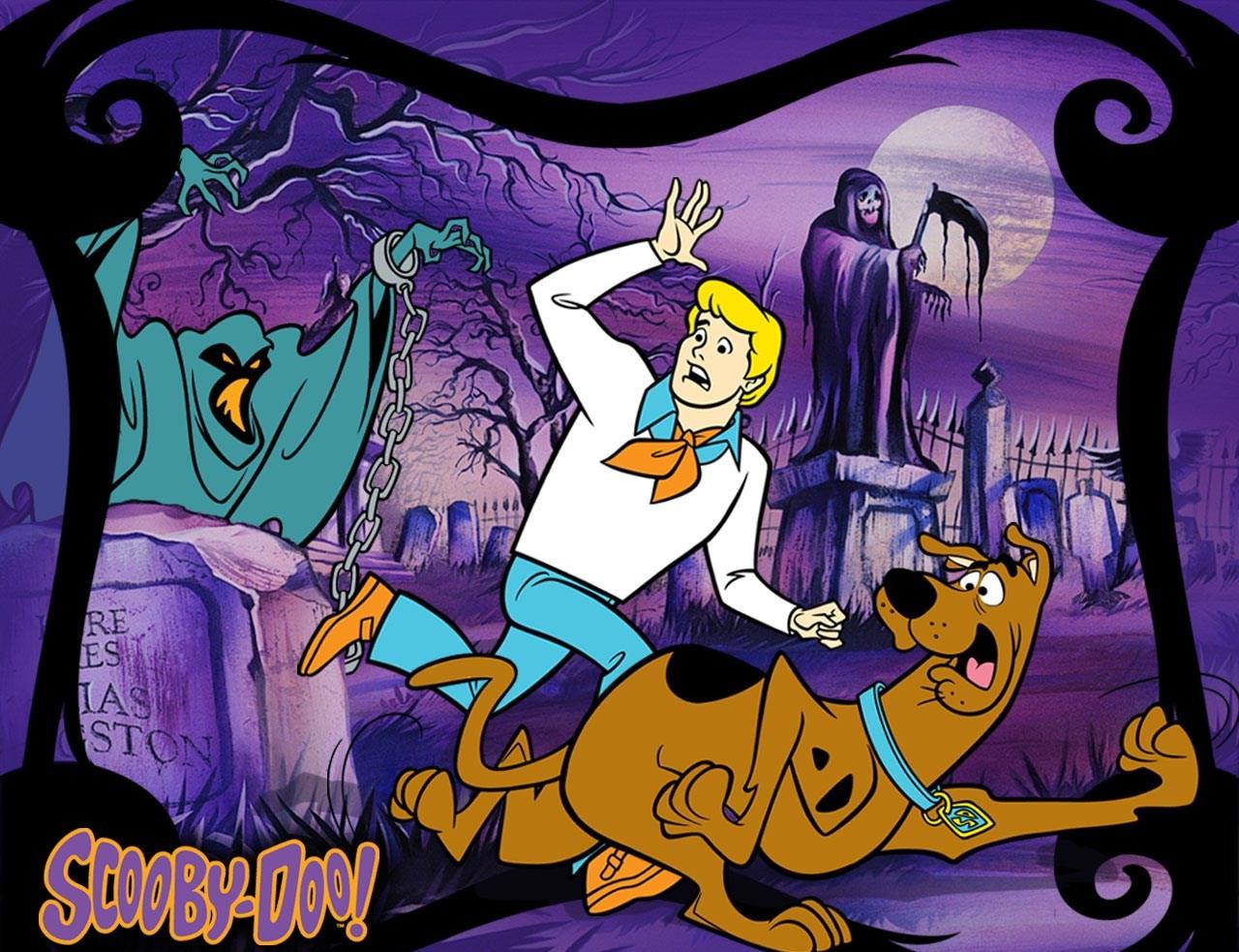 Scoobydoo wallpaper