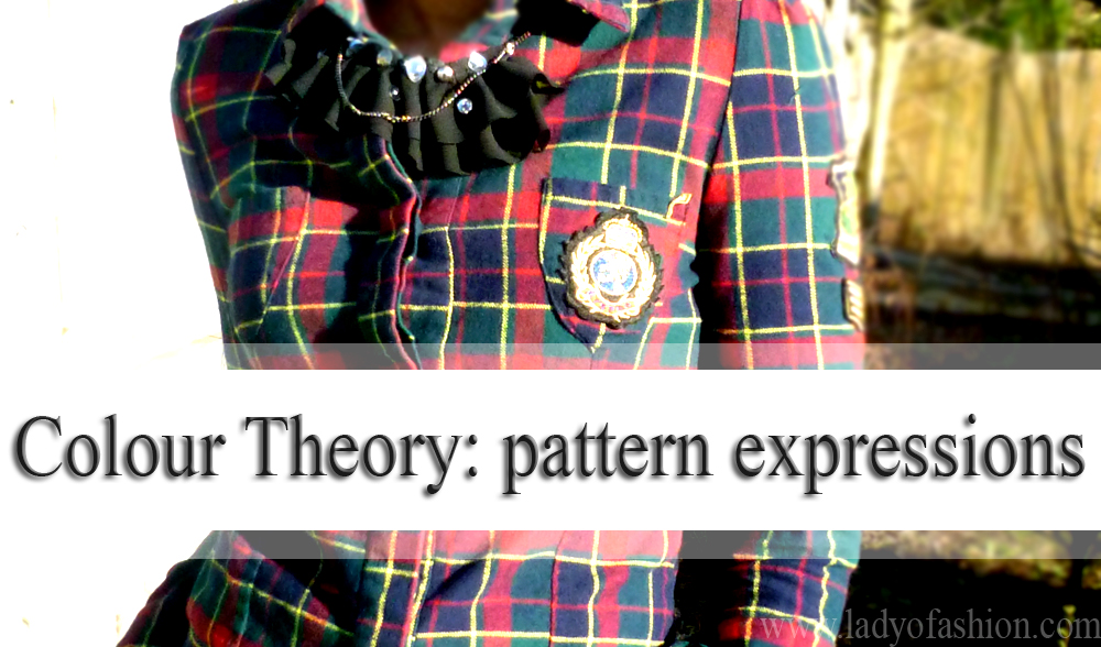 How to wear Tartan Style Blogger