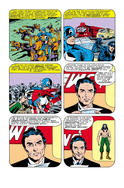 Captain America (1968) Issue #336 #265 - English 3