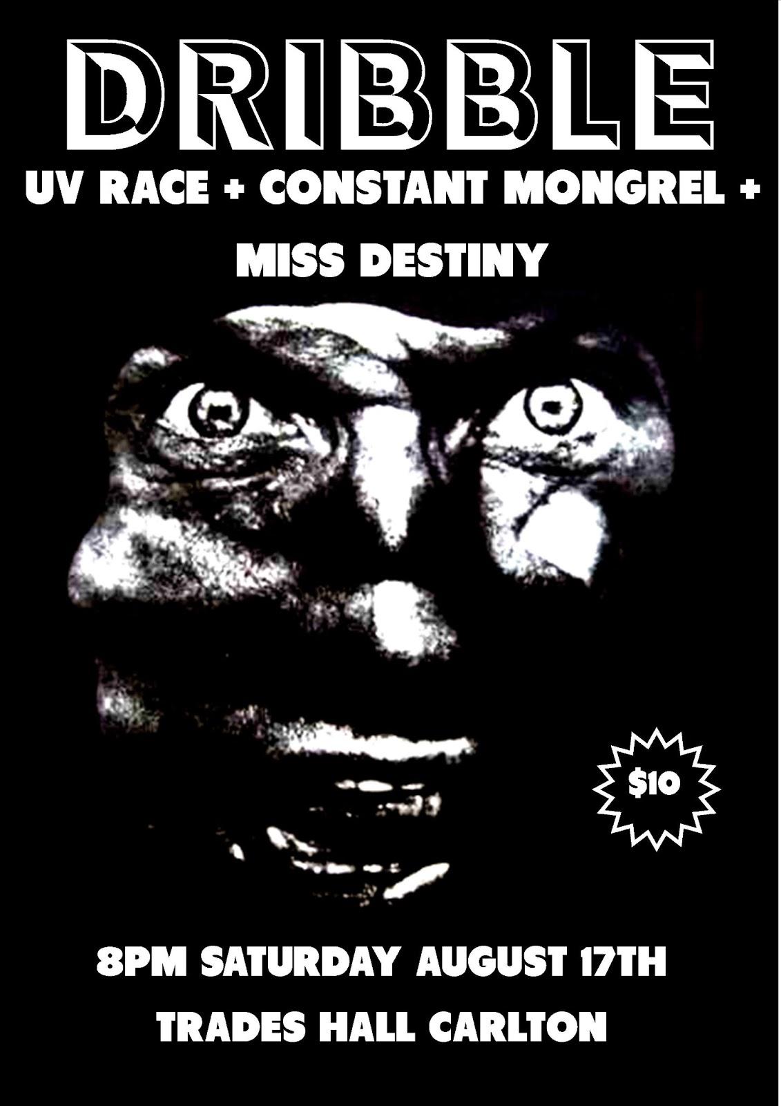 Constant Mongrel - Heavy Breathing