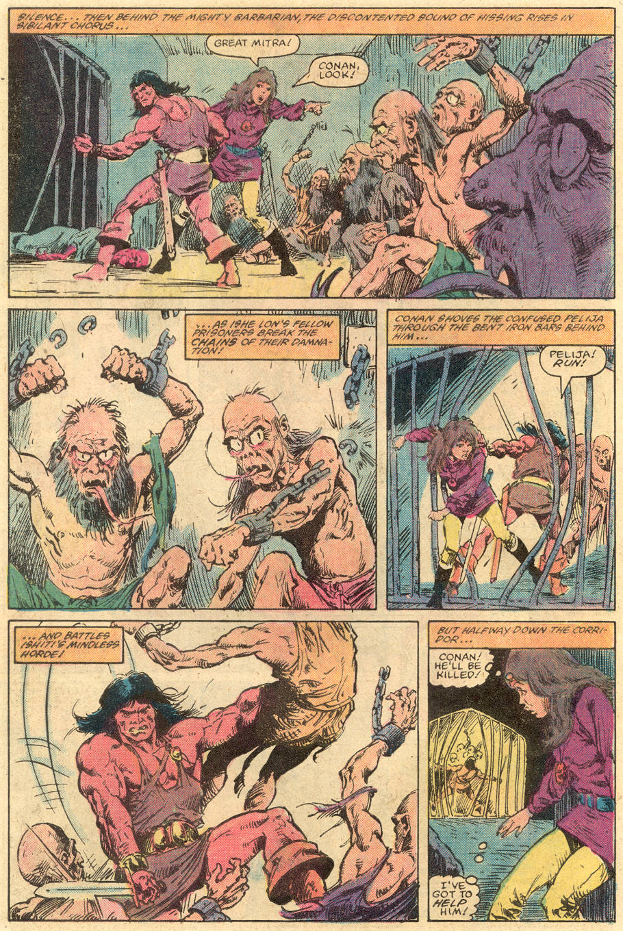 Conan the Barbarian (1970) Issue #139 #151 - English 6