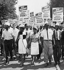 lucha contra el racismo en USA