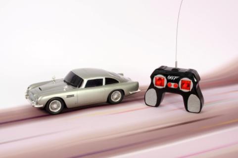 007, James Bond, toys, Toystate
