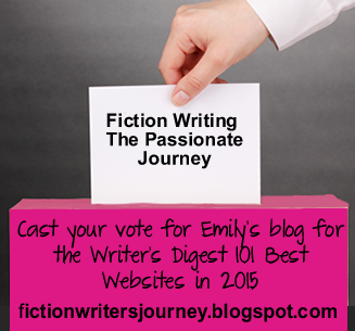 Vote for this Blog for 101 Best Websites from Writers Digest