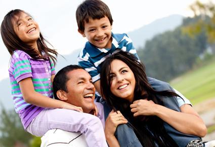 كيف تجعلين أولادك يصغون إلى كلام زوجك - عائلة سعيدة - العائلة - happy family
