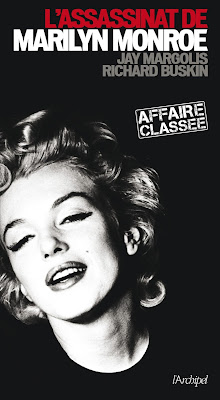 L'Assassinat de Marilyn Monroe, Conseils lectures de l'été, marilyn monroe,