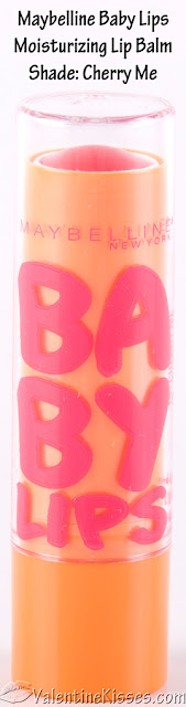 Valentine Kisses: Maybelline Baby Lips Moisturizing Lip ...
