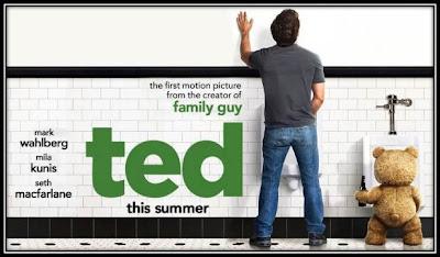 Film Ted mark Wahlberg Mila Kunis Seth MacFarlane
