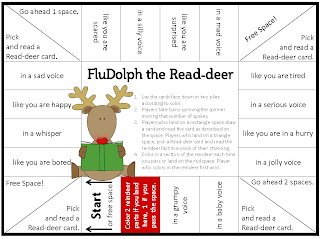 http://www.teacherspayteachers.com/Product/FluDolph-the-Read-deer-A-Christmas-Fluency-Game-439600