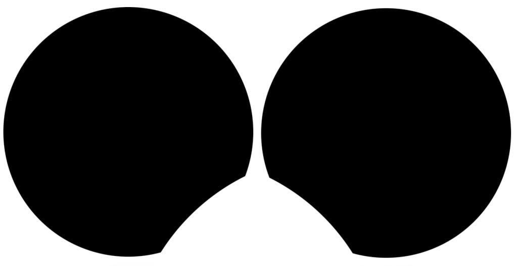 Espacio surtido diy orejas de minnie for Minnie mouse ear template