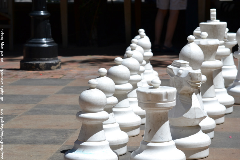 Giant Chess Pieces Public Square Santana Row San Jose California Places Photos Photoblogging