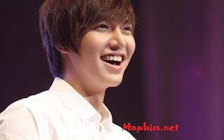 Happy Camp - Lee Min Ho
