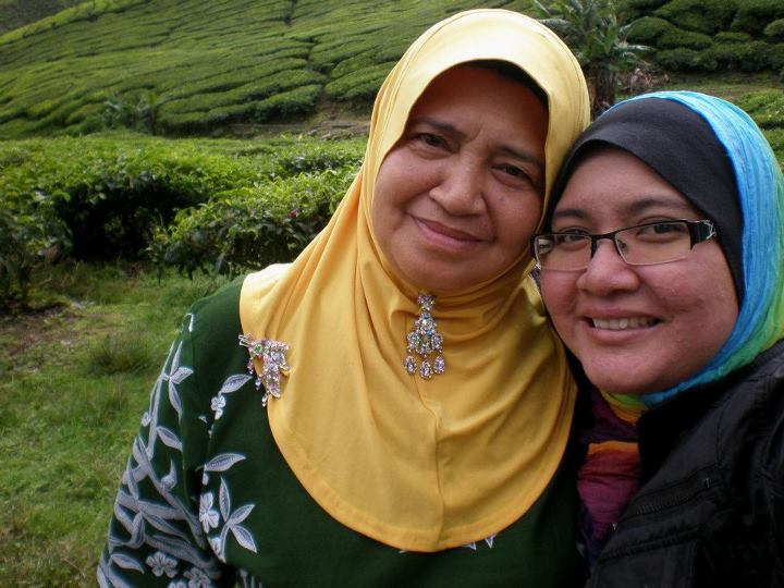 CamerOn HighLaNDs witH mAk