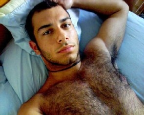 what type of man do you guys prefer? hairy: