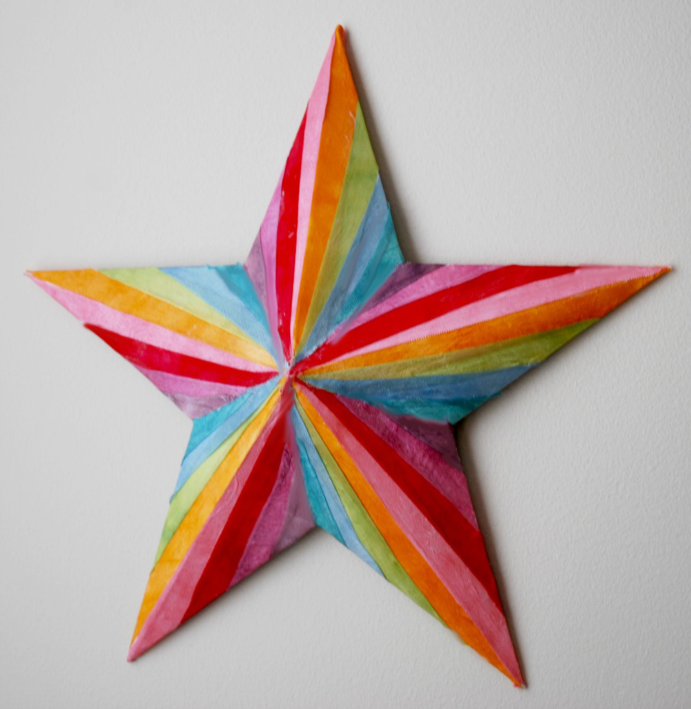 How To Make 3d Paper Stars Check out this 3d star i