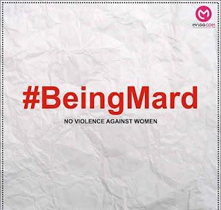 being mard