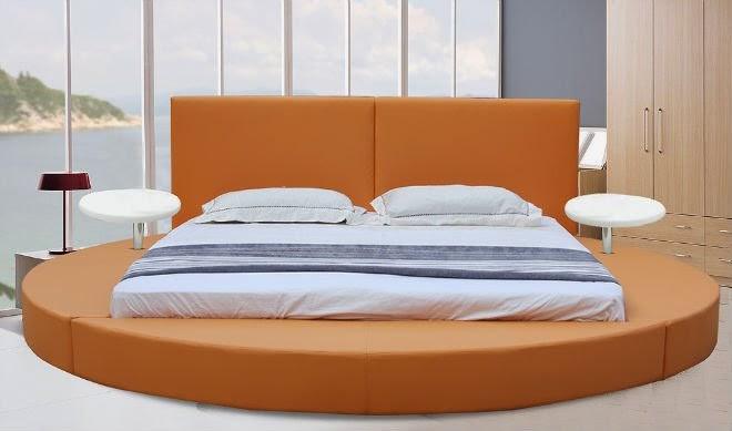 dise os modernos de camas redondas de ikea decoractual