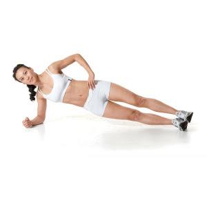 Side plank