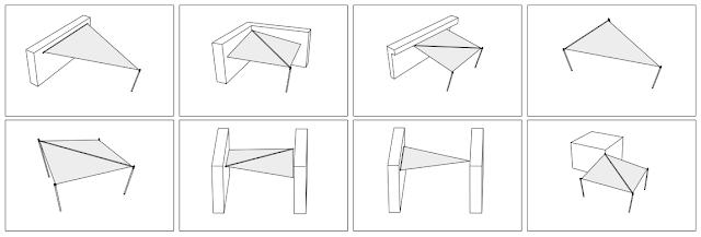 progettazione vele ombreggianti