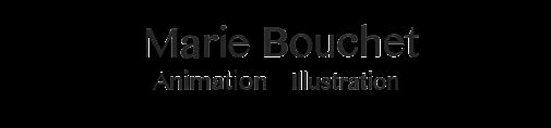 Animation - illustrations - Marie Bouchet