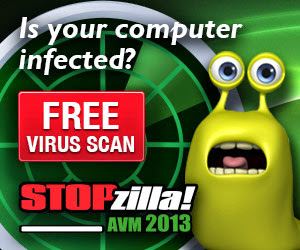 STOPzilla.....YOUR ULTIMATE LINE OF PROTECTION
