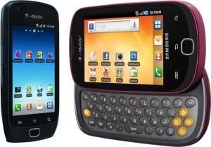 Harga dan Spesifikasi Samsung Exhibit 4G