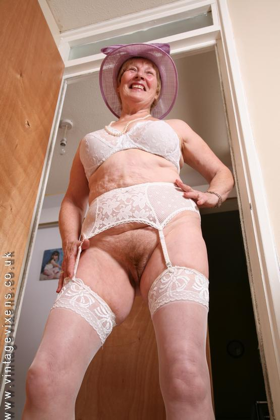 British mature vixens think